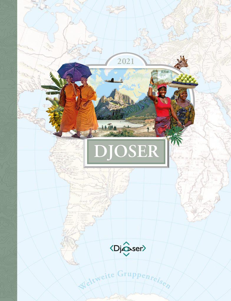 Djoser Rundreisen Kataloge kostenlos bestellen 2021