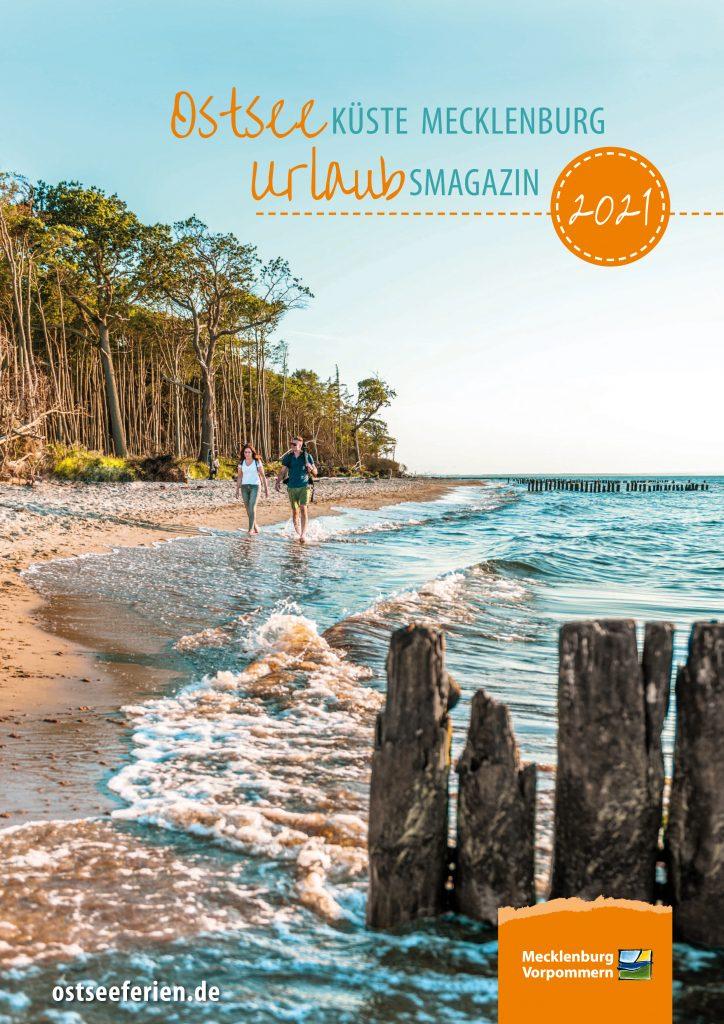 Ostseeküste Mecklenburg Katalog 2021 kostenlos