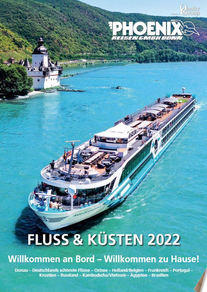 flusskreuzfahrten kataloge kostenlos bestellen 2022